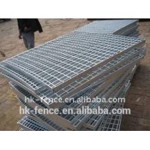 Rejilla de acero galvanizada piso de la echada de 30m m Profession Facotry SGS Certificate