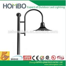 led light for garden CE ROHS lamp garden led/solar garden led light