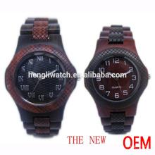 Fashion Ebony Watch, Wooden Watches (JA-15013)