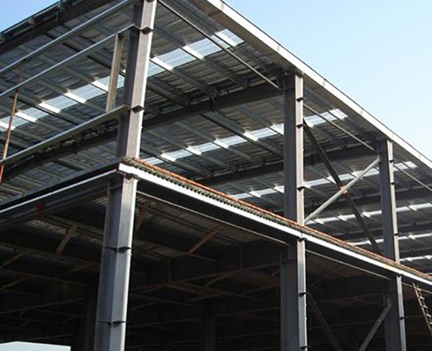 Customized Prefab Warehouse Low Prices Steel Structure