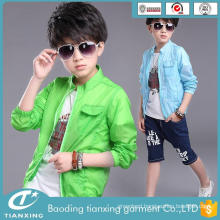 Casual Fashion comfortable long jackets for kids