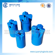 7 Degree 32mm Cross Bit for Drilling Rocks