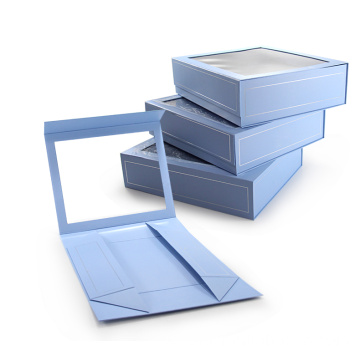 Custom Folding Paper Flat Pack Box