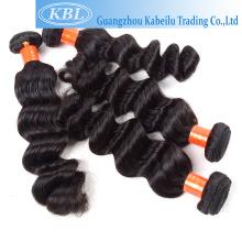 Pelucas de pelucas comunes del superventas para el pelo, solo pelo del drwan, extensión del pelo trenza suave del giro del miedo