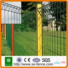 Double treillis métallique de clôture de cercle à vendre