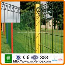 Clôture de jardinage ISO9001metal (achat direct d'usine)