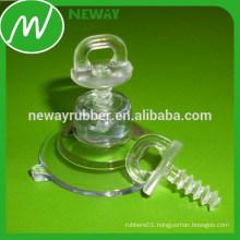 rubber custom sucker with screw