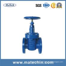 China fabricante Válvula de entrada de vedação de pressão de aço carbono