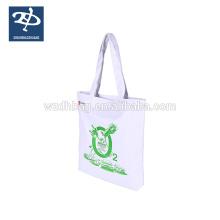 100% Cotton Canvas Boutique Shopping Bag Customize