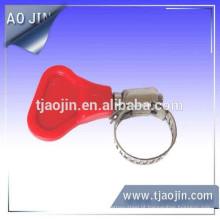 Braçadeira de mangueira americana pequena, 8mm Braçadeira de mangueira americana pequena
