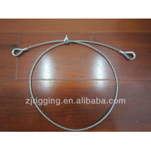 wire clamp sling