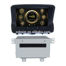 Fabricação wince carro MP4 player para Buick Encore / opel Mokka com GPS / Bluetooth / Rádio / SWC / Virtual 6CD / 3G internet / ATV / iPod