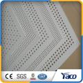 galvanized perforated metal mesh, perforated metal aluminum mesh speaker grille