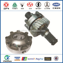 Wheel side shaft differential and housing assembly2502ZAS01-410