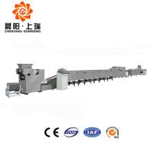 Machine de nouilles instantanées mini machine de produit de nouilles instantanées