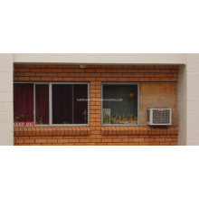 Противоугонная алмазная решетка Алюминиевые раздвижные окна
