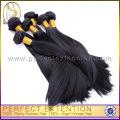 Дешевые оптовая ленты луки человеческих волос ткать пачки 100% натуральные волосы Бразилии