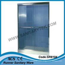 Shower Screen / Shower Door / Shower Enclosure with Frame (SR8104)