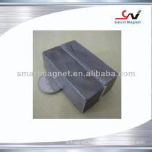 Hot permanent block smco magnet 100mm long