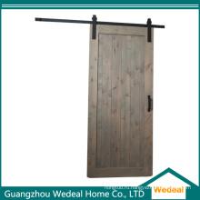 Настройте раздвижную дверь сарая с помощью фурнитуры