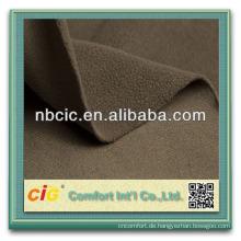 Hohe Qualität DTY 100 Polyester Polar Fleece-Stoffe