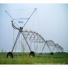 203cm de diamètre. système d'irrigation à pivot central