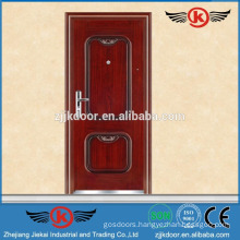 JK-S9051entry type finished surface finishing industrial exterior steel door