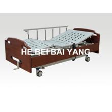 A-31 cama de hospital elétrico de três funções