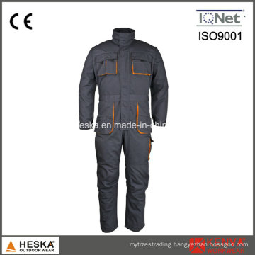 Wholesale Workwear Poly Cotton Twill Coverall