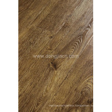Natural Walnut Colour Synchronized Surface Laminate Flooring with Water Resistance HDF 1411201