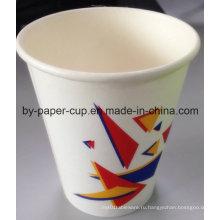 Бумажный стаканчик для горячего питья в высоком качестве