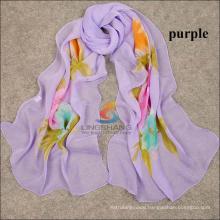 2015 brand new woman scarf long arab hijab print silk chiffon scarves fashion shawl 160cm*50cm