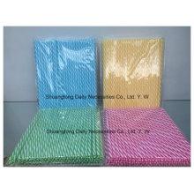 Party Dekoration Plastik Schlauch Striped Hard Straight Straw