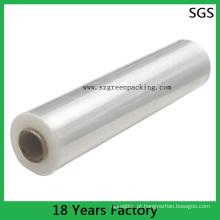 Película de estiramento do PVC do produto comestível de alta qualidade
