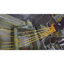 ЖЕЛТЫЙ суперконцентрат для пластиковых гранул ПЭТГ