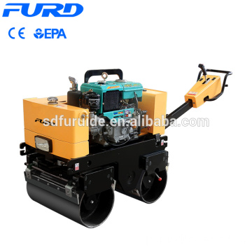 Small Road Roller Vibrator Compactor by Hand Pushing