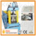 Machine de fabrication de rouleaux de porte d'obturateur à rouleaux de style nouveau