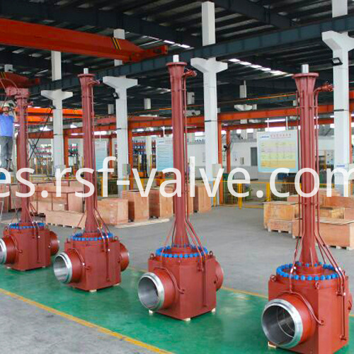Top Entry Ball Valve Stem Extension 1