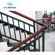 Galvanized Steel Stair Handrail Metal Fence Panel Aluminum Security Fence / Garden Fencing /Fence Panels manufacturer
