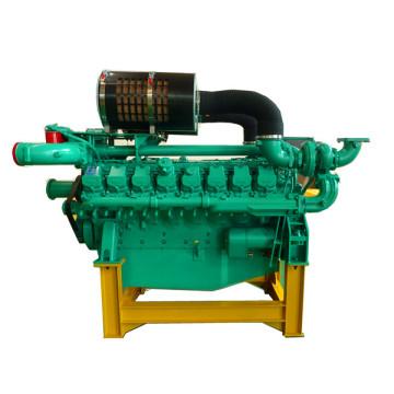 50Hz AC Three Phase Generator Use 850kw Industrial Diesel Engine