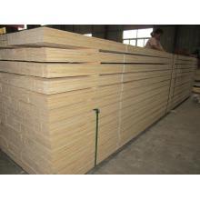 Radiata-Kiefer Furnier lamelliert Bauholz für Paket