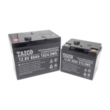 5 years warrant deep cycle rechargeable 12v 80ah lifepo4 battery for any application