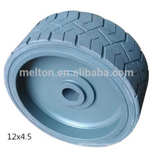 scissor lift tires 12x4.5 with good price