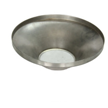 High Quality stainless steel lamp covers aluminum lamp shades