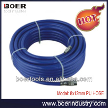 8x12mm PU HOSE for Pneumatic tools