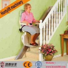 CE кресельный подъемник лестничный подъемник стул электрический гидравлический подъемник для инвалидов