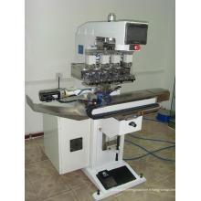 Sceau d'encre Cup avec système de nettoyage automatique Pad 4-Color Printer