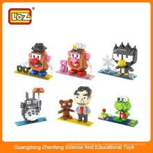 Kinder Plastik niedlich Cartoon Spielzeug, Puzzle Spiele