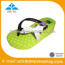 2014 girls eva high heel slipper