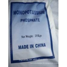 MKP, Fosfato Monopotásico, Alimento Grad, FCC-V, maufacturer / fábrica